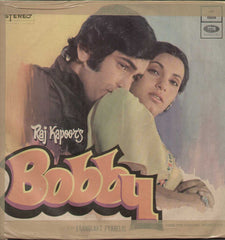 Bobby  1970s Hindi LP Vinyl