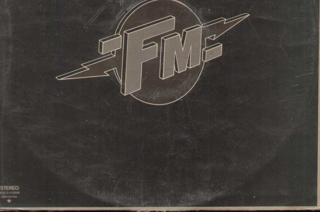 'FM' The Original Movie sound Track 1978 English LP Vinyl