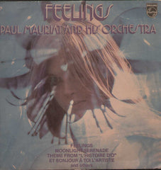 Feelings - Paul Mauriat and His Orchestra - English 1970 LP Vinyl