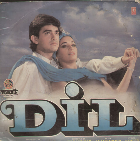 Dil - Hindi Bollywood Vinyl LP