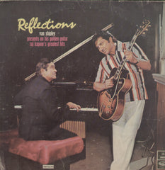 Reflection Van Shipley Presents On Hos Golden Guitar Raj Kapoor's Greatest Hits - Instrumantal Bollywood Vinyl LP