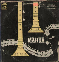 Mahua - Hindi Bollywood Vinyl LP