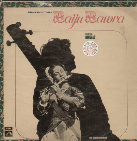 Baiju Bawra - First Press Bollywood Vinyl LP