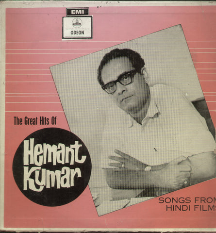 The Great Hits of Hemant Kumar - Compilations Bollywood Vinyl LP