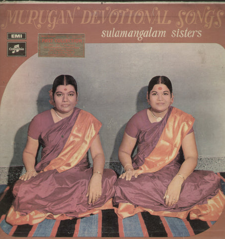 Murgan Devotional Songs Sulamangalam Sisters - Tamil Devotional Bollywood Vinyl LP