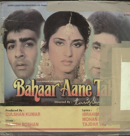 Bahaar Aane Tak - Hindi Bollywood Vinyl LP
