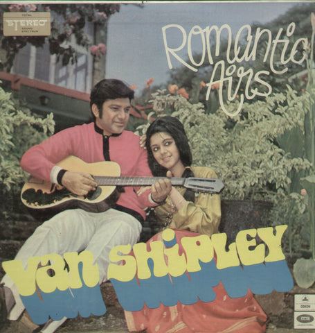 Van Shipley - Romantic Airs - Instrumental Bollywood Vinyl LP