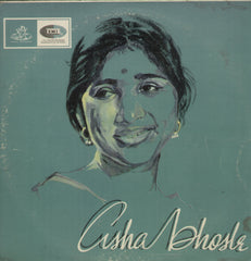 Asha Bhosle - 1960's Compilations Bollywood Vinyl LP