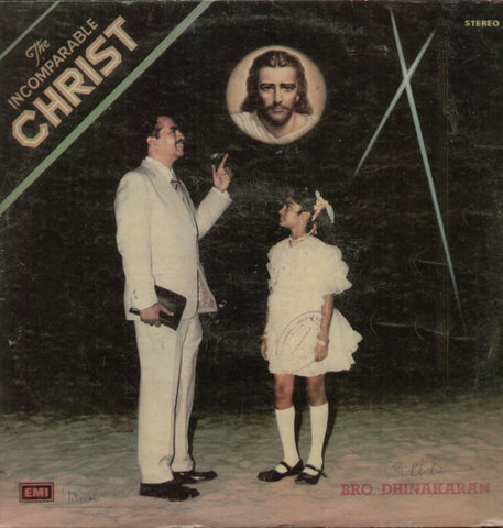 The Incomparable Christ - Tamil Bollywood Vinyl LP