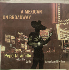 A Mexican On Broadway - English Bollywood Vinyl LP