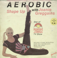 Aerobic Shape Up With Joanie Greggains - English Bollywood Vinyl LP