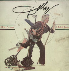 9 To 5 and Odd Jobs Dolly Parton - English Bollywood Vinyl LP