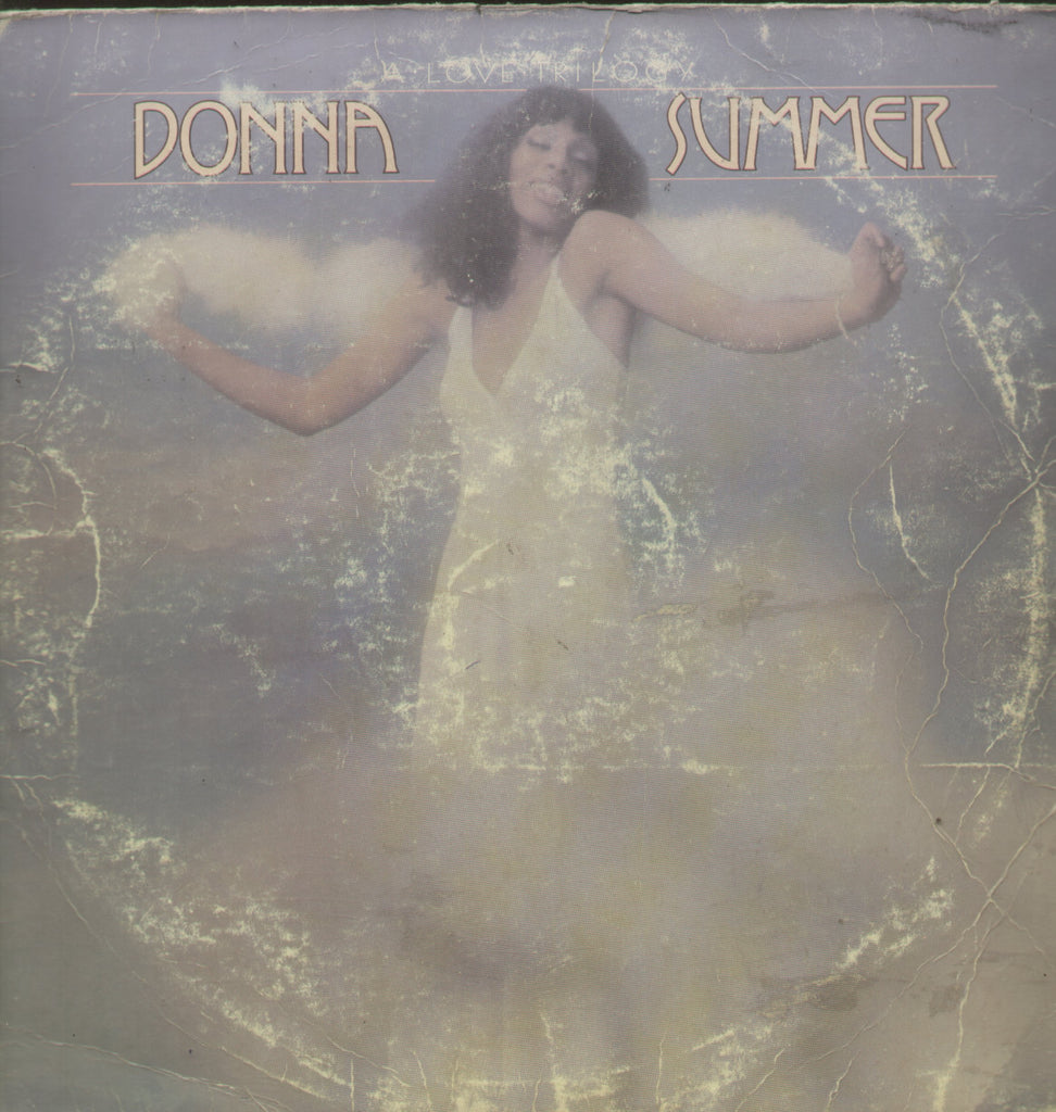 A Love Trilogy Donna Summer - English Bollywood Vinyl LP