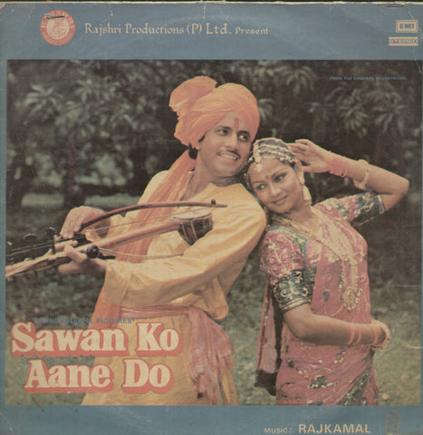 Sawan Ko Aane Do - Hindi Bollywood Vinyl LP