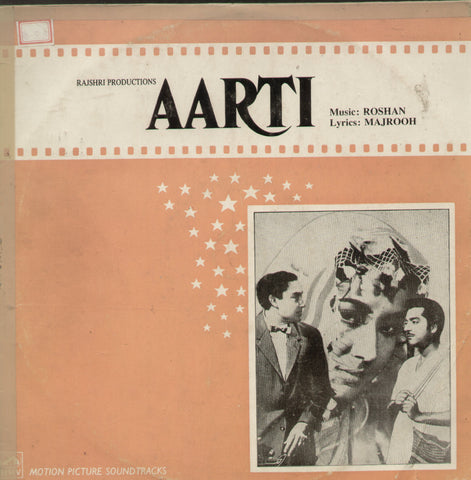 Aarti - Hindi Bollywood Vinyl LP