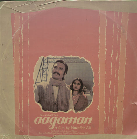 Aagaman - Hindi Bollywood Vinyl LP