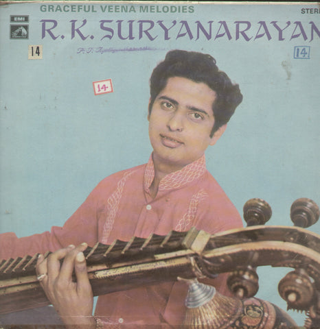 Graceful Veena Melodies R.K. Suryanarayan - Instrumental Bollywood Vinyl LP