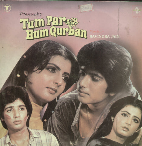 Tum Par Hum Qurban - Hindi Bollywood Vinyl LP