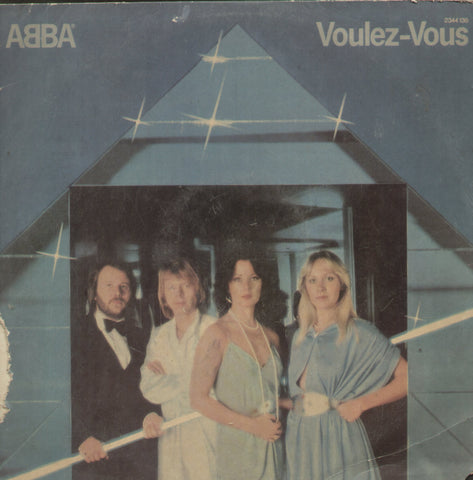 Abba Voulez Vous - English Bollywood Vinyl LP