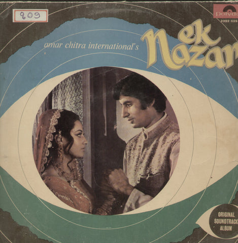 Ek Nazar - Hindi Bollywood Vinyl LP