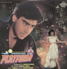 Platform - Hindi Bollywood Vinyl LP
