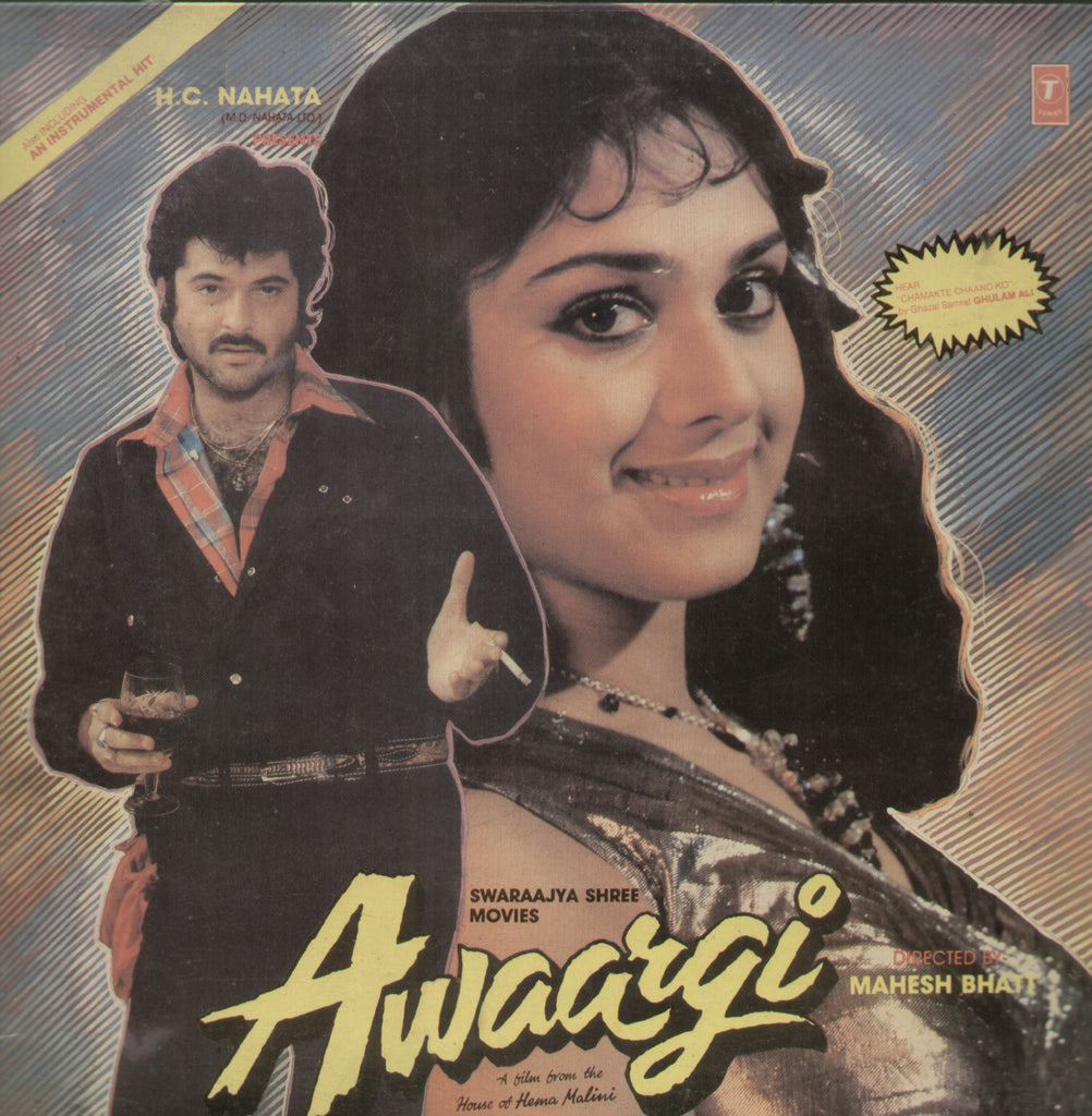 Awaargi - Hindi Bollywood Vinyl LP