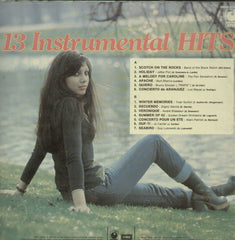 13 Instrumental Hits - Instrumental Bollywood Vinyl LP