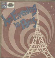 An Evening In Paris - Hindi Bollywood Vinyl LP