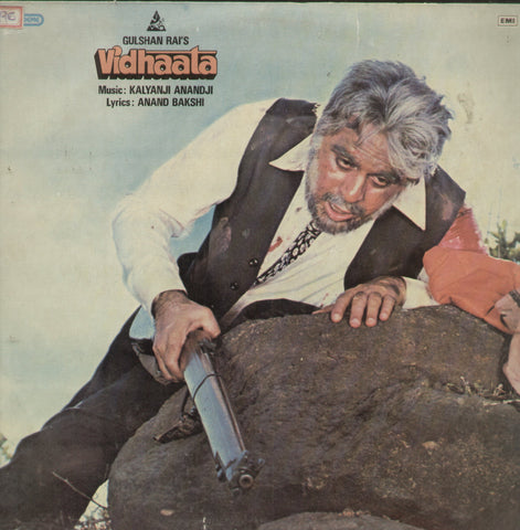 Vidhaata - Hindi Bollywood Vinyl LP