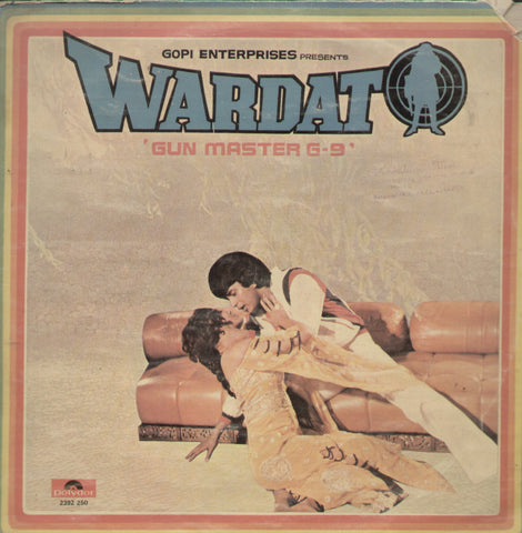 Wardat - Hindi Bollywood Vinyl LP