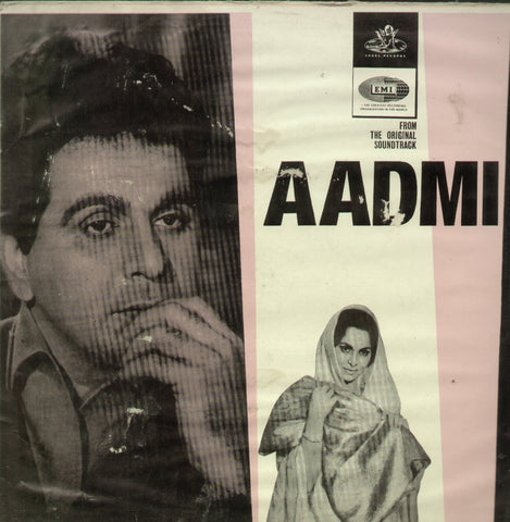 Aadmi - Hindi Bollywood Vinyl LP