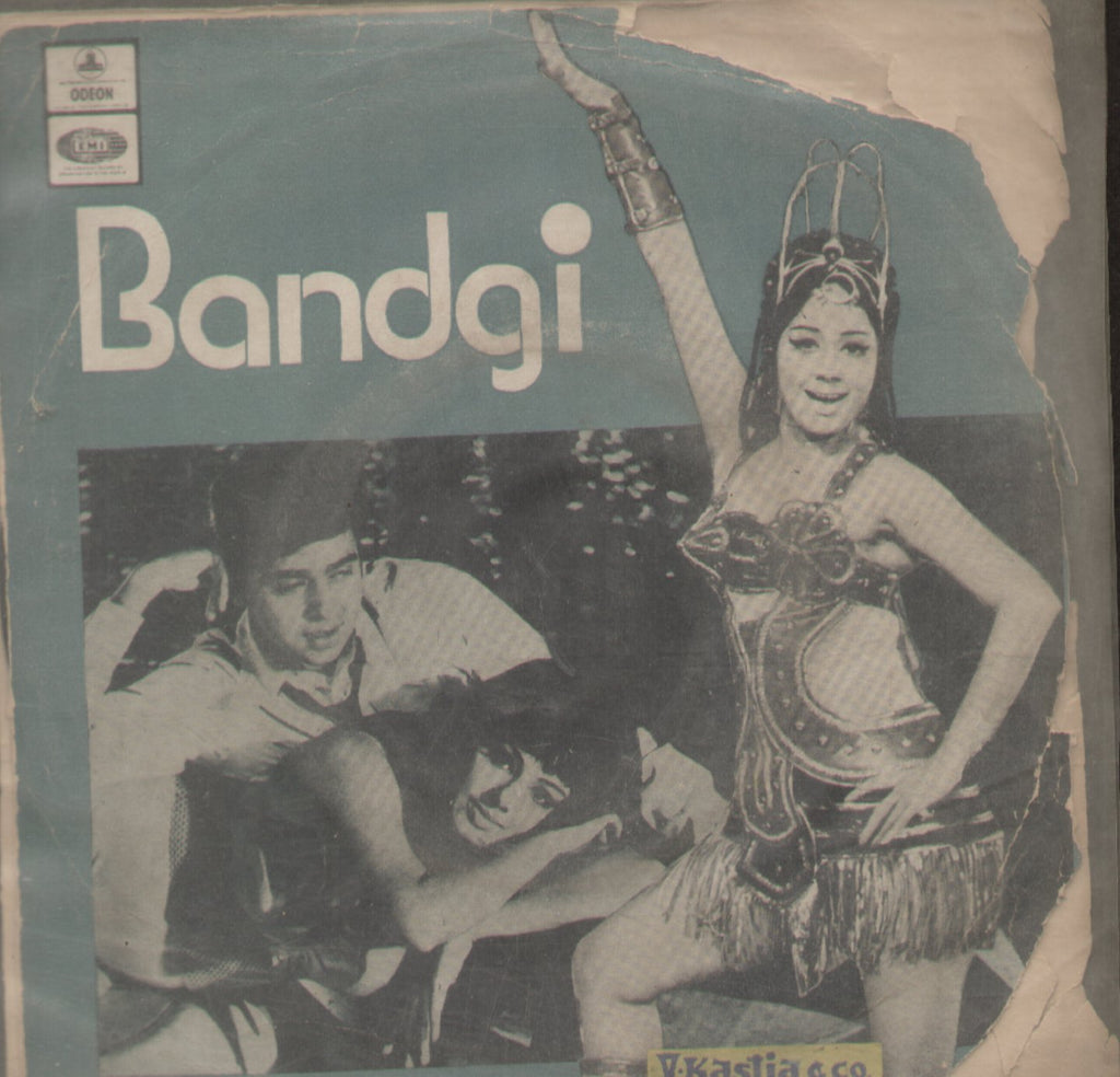 Bandgi - Hindi Bollywood Vinyl EP
