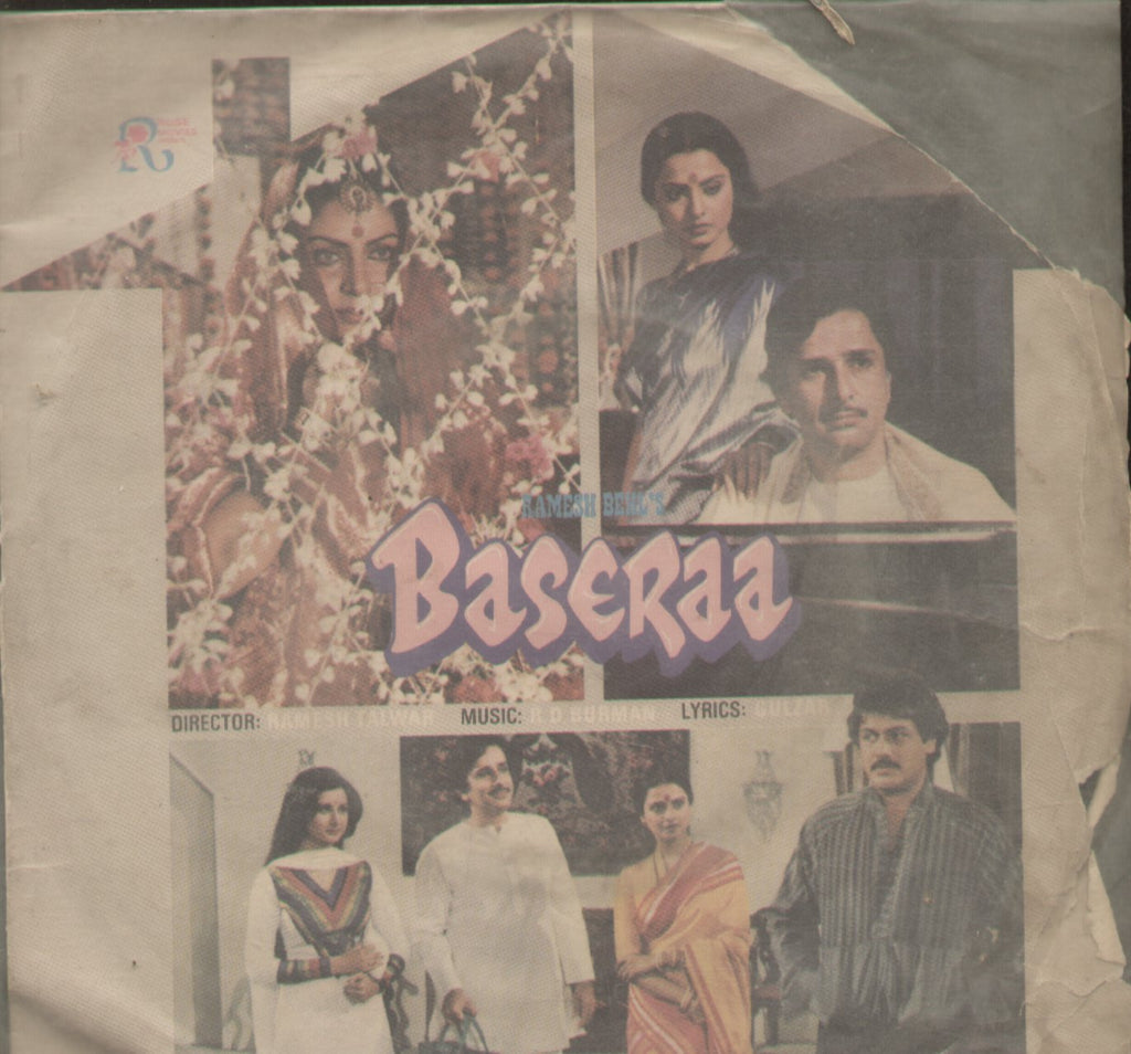 Baseraa - Hindi Bollywood Vinyl EP