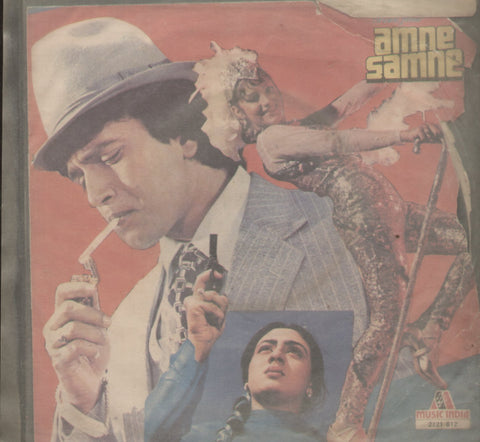 Amne Samne - Hindi Bollywood Vinyl EP