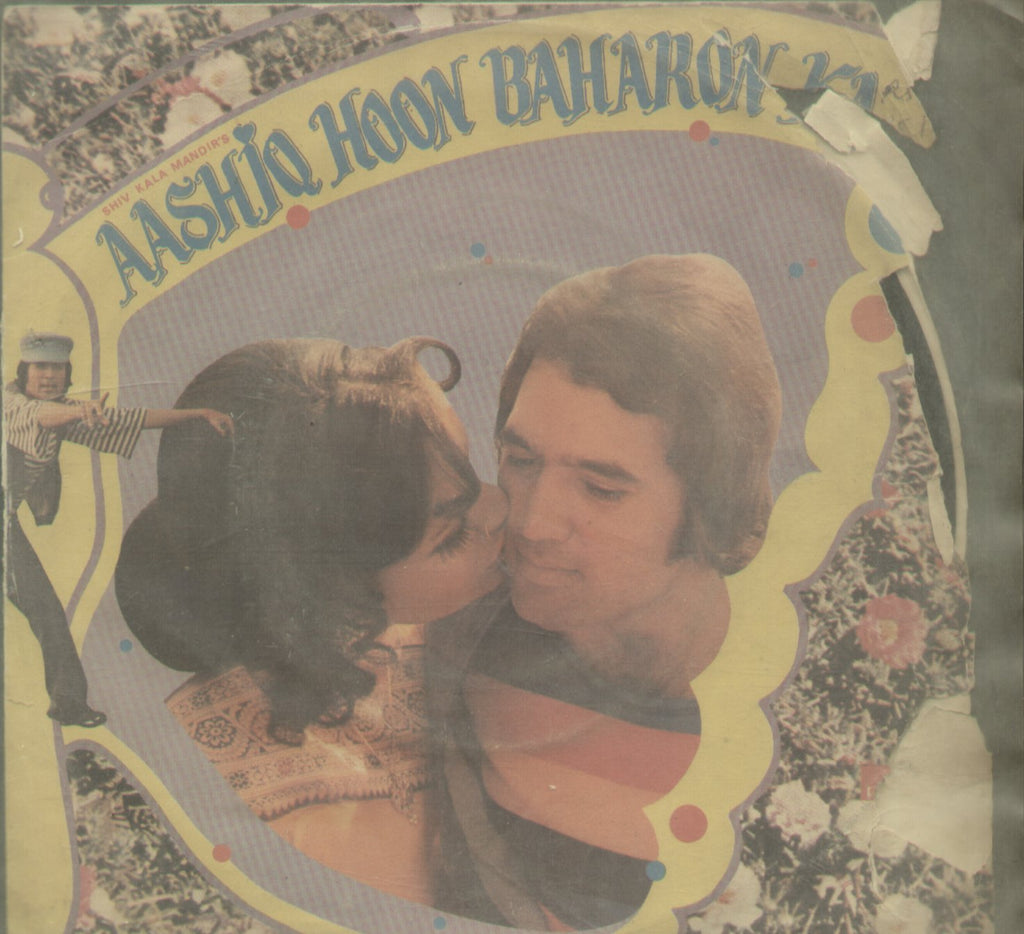 Aashiq Hoon Baharon Ka - Hindi Bollywood Vinyl EP