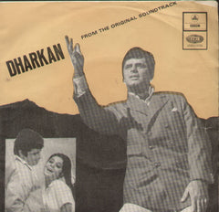 Dharkan - Hindi Bollywood Vinyl EP