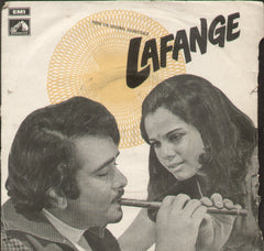Lafange - Hindi Bollywood Vinyl EP