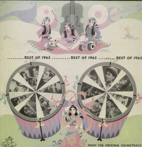 Best of 1963 Compilations Vinyl LP