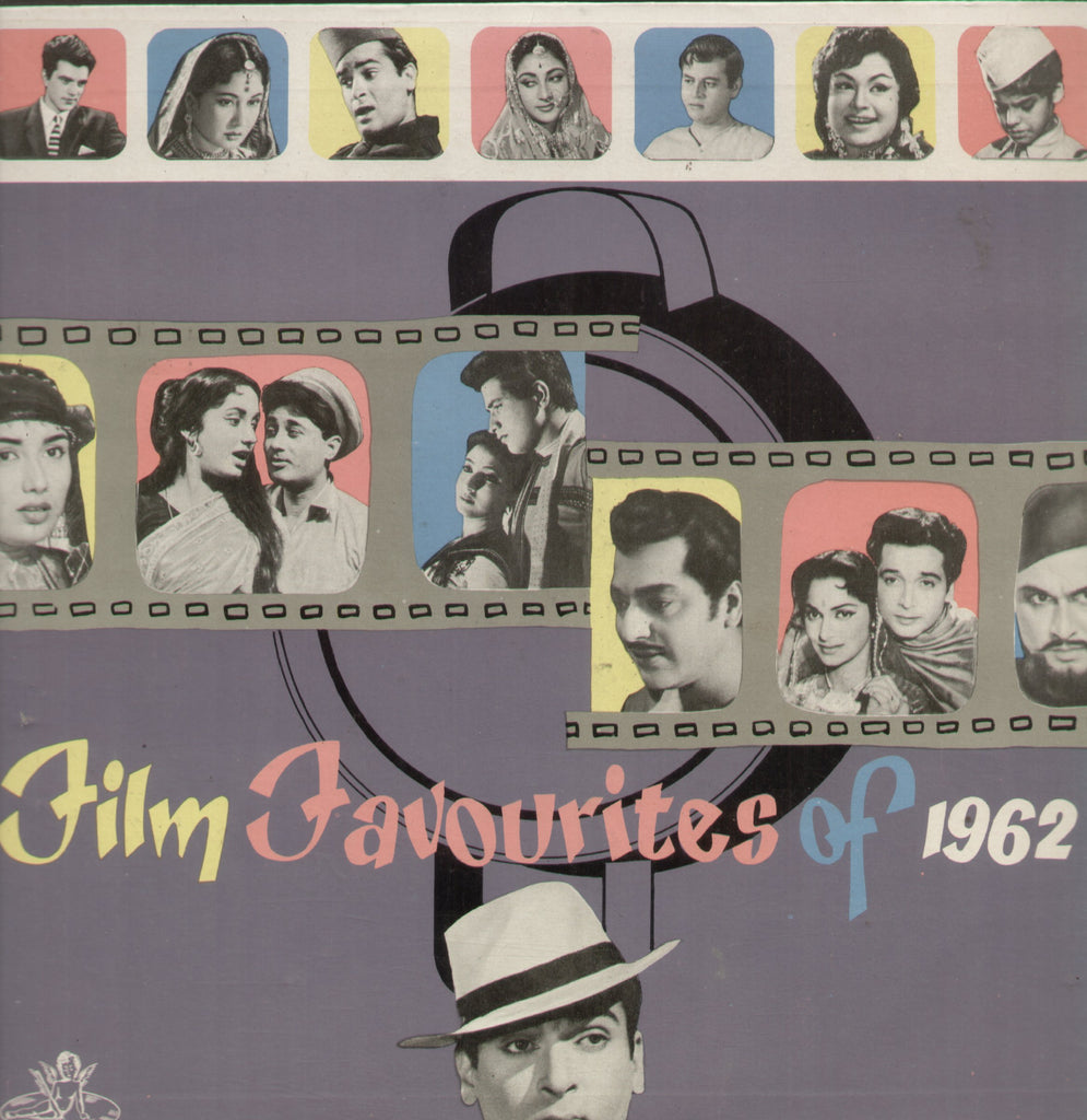 Film Favourites of 1962 Compilations Vinyl LP