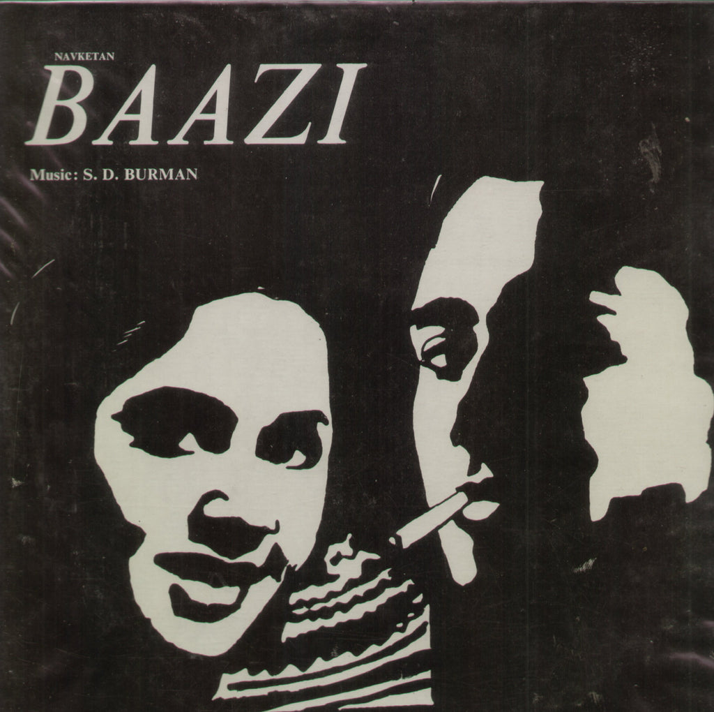 Baazi 1960 Hindi Indian Vinyl LP
