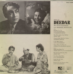 Deedar - Bollywood Vinyl LP
