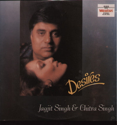 Desires - Ghazals from Jagjit Singh and Chitra Singh Indian Vinyl LP