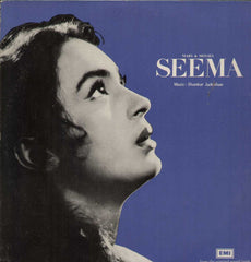 Seema 1960 Bollywood Vinyl LP
