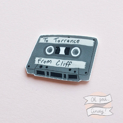 Bring It On mixtape pin