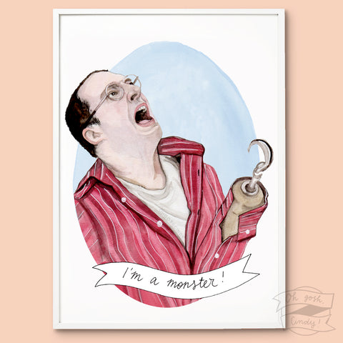 Buster Bluth print