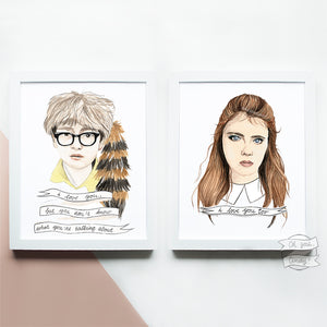 Moonrise Kingdom prints