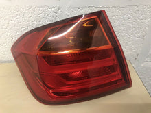 BMW Tail Light Lamp 3 Series F30 Passenger Rear Pre LCi Pn 7312845