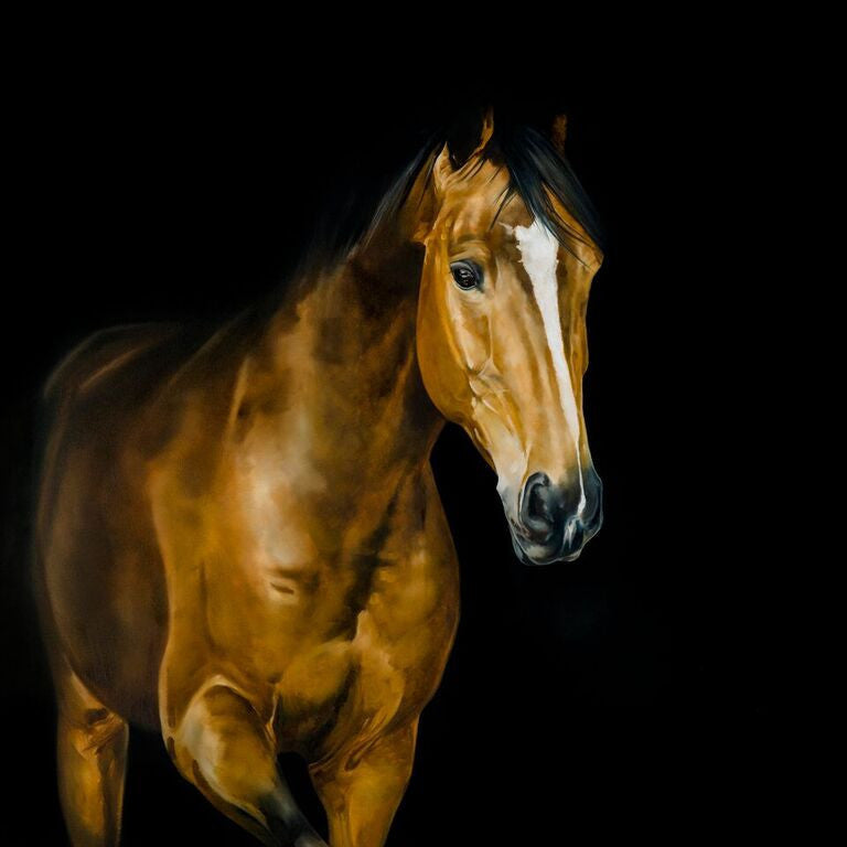 Fine Art Giclée Print 'Out of the Shadows'