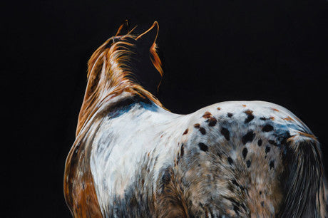Fine Art Giclée Print 'A Horse of a Different Colour'