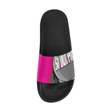Soduhpop Bottle Cap 1 Slides (Pink)